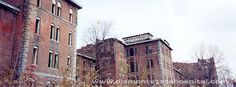 Dixmont State Hospital! As kids we'd always hear tales of people who were sent to Dixmont because they went crazy...now its closed, but one of the most haunted places! Here's the link with history  http://www.dixmontstatehospital.com/history.html  stuff...