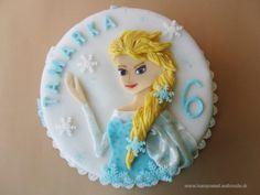 Torta Elza na narodeniny :)