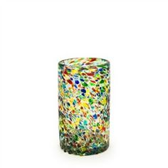 Confetti Recycled Pint Glass (491562871), Recycled pint drinking glasses