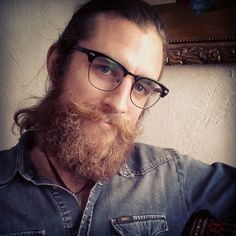 beards - this reminds me so much of James!!!