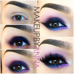 .@MakeUp By Anna | Details on previous post #makeupbyanna | Webstagram