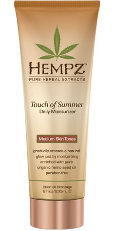 Hempz Products Really Natural