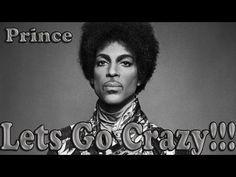 Prince | Lets Go Crazy Audio!!! - YouTube