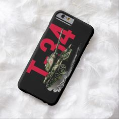 WW2 Russian T-34 Tank Barely There iPhone 6 Case