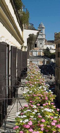 Miss M's Girls Trip | The Inn at the Spanish Steps, Rome.