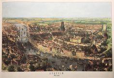 Stettin, Germany(former). Around 1860