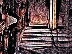 Escadas do céu