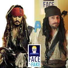 Jhonny Deep Fotografia Divertimento Somiglianze Attori Attrici Cantanti Gruppi Facebook Sosia  Spettacolo Musica Pin Cartoni Film Gioco Televisione Amici Jack Sparrow