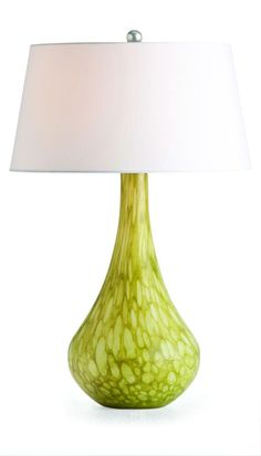 Moss Swirl Art Glass Table Lamp, sharing beautiful designer home decor inspirations: luxury living room, dinning room & bedroom furniture, chandeliers, table lamps, mirrors, wall art, decorative     tabletop & bathroom accents & gifts courtesy of instyle-decor.com Beverly Hills enjoy & happy pinning