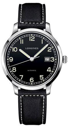 Longines Heritage Military 1938 L2.788.4.53.0 Longines Watch Men ba78f6b453e