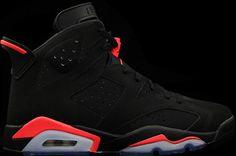 air jordan 6 retro black infrared rd thumb Air Jordan Release Dates Real Jordans, Newest Jordans, Air Jordan Vi, Air Jordan Shoes, Cheap Authentic Jordans, Jordan Retro 6 Black, Date Shoes, All Nike Shoes, Outfits
