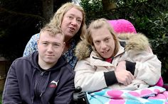 U.K.:  NHS pays £13 million after botched births left siblings with cerebral palsy.  (The Telegraph, 4/10/15)  #Disability  #Medical  #CerebralPalsy  #CP