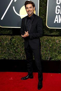 Los más (y los menos) elegantes a los Golden Globes 2018 - Zac Efron | Galería de fotos 14 de 30 | GQ MX
