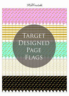 Target Design Page Flags for Facebook Fans - Wendaful