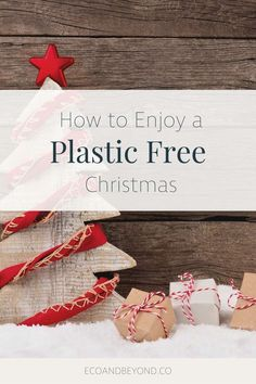 Enjoy a Plastic Free Christmas This Year - Here's How! Free Christmas Gifts, Christmas Cards, Christmas Crackers, Secret Santa, Homemade Gifts, Free Gifts, Christmas Stockings, Holiday Decor
