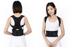magnets back posture corrector Back Posture Corrector, Magnets, Athletic Tank Tops, Women, Fashion, Moda, Fashion Styles, Fashion Illustrations, Fashion Models