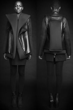 """""""Rad Hourani - Unisex Transformable Collection #7"""""""