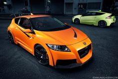 Mugen Honda CR-Z RR I wanted it a few years ago and ppl said it looked lame... it doesn't now!