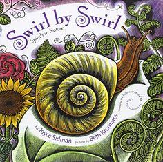 Swirl by Swirl: Spirals in Nature by Joyce Sidman http://www.amazon.com/dp/054731583X/ref=cm_sw_r_pi_dp_V-tNub0TPRC5K