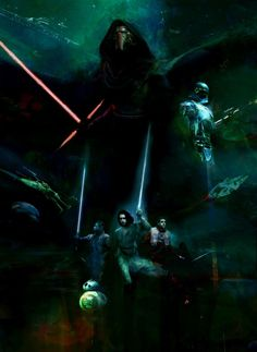 Star Wars: The Force Awakens(2015)