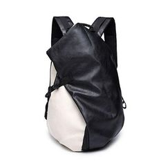 Top Quality Brand New Trendy Vintage Men's Leather Backpack