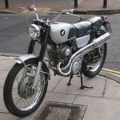 1966 Honda CL160 Vintage Honda for Sale | Motorcycles Unlimited