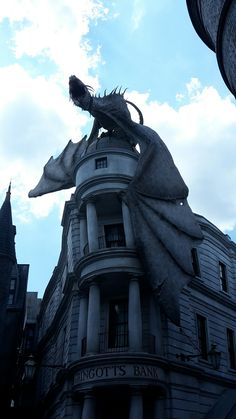Harry Potter ~ Gringotts ~ Diagon Alley