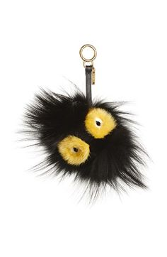 fab6c43a78b7 Fendi Genuine Mink Fur  amp  Genuine Fox Fur Bag Charm available at   Nordstrom Fendi