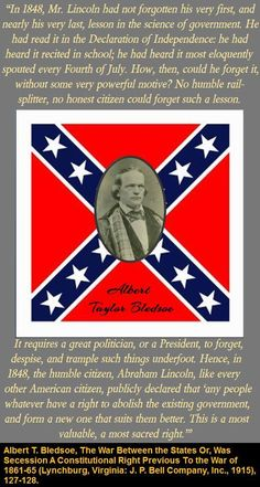AMEN!!!!!!!!!!!!!!!!!!!!!!!!!!!!!!!!!!!!!BEHOLD THE TRUE TYRANT THAT WAS ABRAHAM LINCOLN, OH SEEKER OF THE TRUTH OF THE SO-CALLED 'CIVIL WAR!'