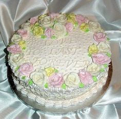 Bridal Shower Cake. Looking for Beautiful #Bridal #Shower #Cakes? - Learn Unique Cake #Decorating #Techniques Using #Online #Cakes #Decoration #Courses on http://CakeDecoratingCoursesOnline.com