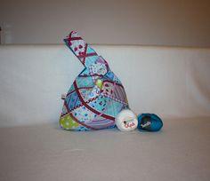 Wendetaschen - ** Wendetasche Projekttasche Knotentasche** - ein Designerstück von Kaepseles bei DaWanda