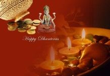 Happy Dhanteras 2015 SMS And HD Pics Free Download And Share with Your Friends