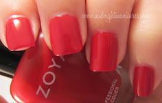 Midnight Manicures: Zoya NYFW 2012 Designer Collection.  Click through to see the whole review.