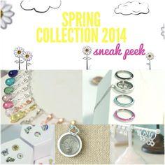 Spring Launch March 17!!! | Origami Owl - Independent Designer - Tiffany Elzey | Shop Online tiffanyelzey.origamiowl.com