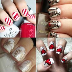 50 Awesome Holiday Nail Art Ideas (There's Something for Everyone!)
