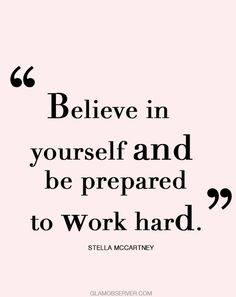 Stella McCartney Fashion Quote