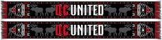 "DC UNITED - ""Ugly"" Holiday Scarf"