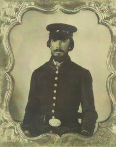 Confederate Soldier from Mississippi