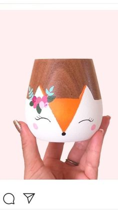 Diy Clay, Clay Crafts, Pots D'argile, Mandala Art Lesson, Wooden Plates, Painted Jars, Bottle Painting, Painting On Wood, Art Lessons