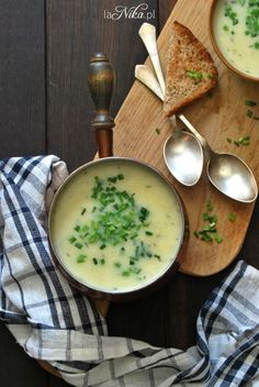 Zupa czosnkowa 2