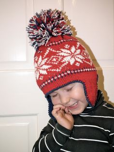 ra-mi: Free Snow Hat Patern