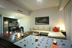 Vive y disfruta de un fin de semana romántico en Stadía Suites... Detalles que enamoran #Love #Weekend #CDMX #SantaFe