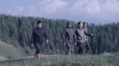NIKE X UNDERCOVER GYAKUSOU F/W12 COLLECTION: Behind the scenes
