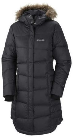 Puffer Coat. Women's Madraune™ Long Down Jacket. Columbia