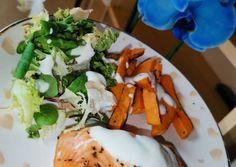 Lazac édesburgonyával 👩🍳🐟 | Lintur Julcsii receptje - Cookpad receptek
