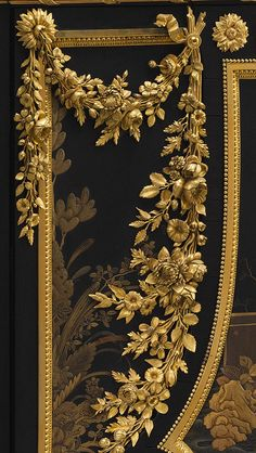 Antique Louis XVI Secretary - Jean Henri Riesener...