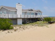 Sandbridge Beach - Oceanfront Vacation Home / Siebert Realty / Virginia Beach, VA  - Lighthouse - 2456 Sandfiddler Road