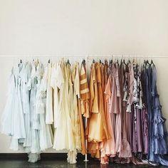 Organize suas peças com o diagrama do guarda-roupa