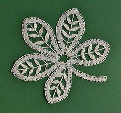 Crochet ideas that you'll love Irish Crochet Patterns, Bobbin Lace Patterns, Crochet Chart, Lace Flowers, Crochet Flowers, Crochet Lace, Bruges Lace, Romanian Lace, Lacemaking