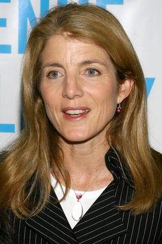 Caroline Kennedy, born 1957.